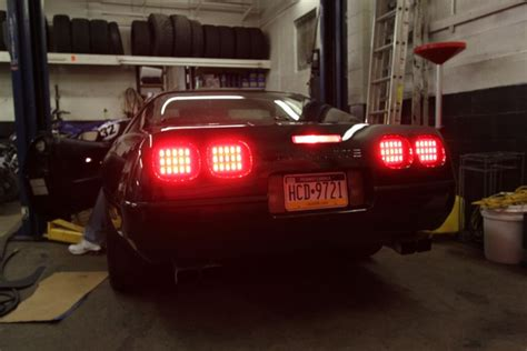 C4 Corvette 1984-1994 LED Tail Light Assemblies | Corvette
