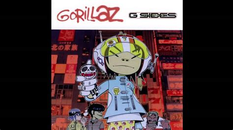 Gorillaz - 19-2000 (Soulchild Remix) - G-sides and