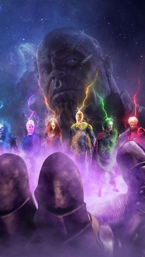 Thanos vs Avengers Wallpapers | HD Wallpapers | ID #27716