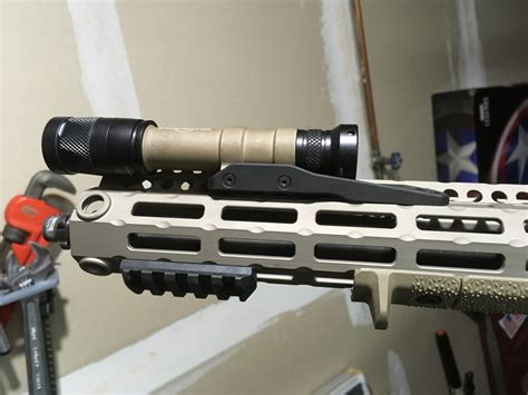 Review: Magpul MLOK Cantilever Weaponlight Mount - The