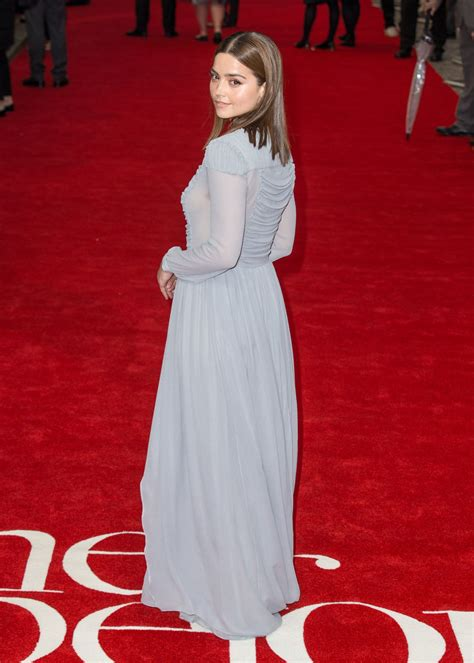 Jenna-Louise Coleman - 'Me Before You' Premiere in London, UK