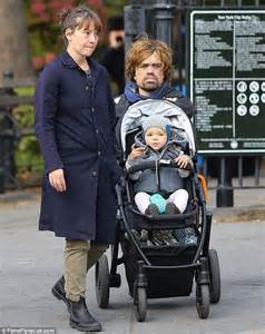Game Of Thrones star Peter Dinklage and wife Erica Schmidt