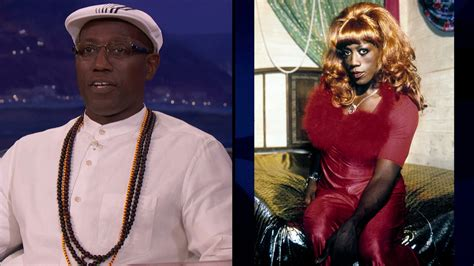Wesley Snipes Doesn't Think He Made A Very Attractive