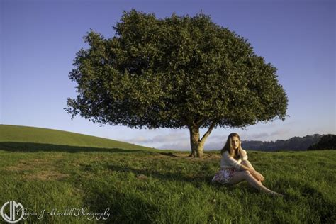 Bay Area Outdoor Portrait Photography, East Bay Hills