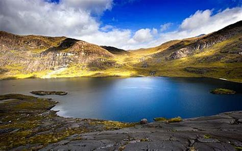 Isle of Skye: On the shores of Loch Coruisk - Telegraph