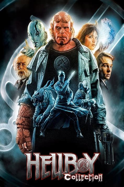Hellboy Collection (2004-2008) — The Movie Database (TMDb)
