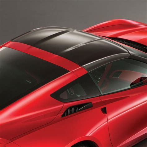 C7 Corvette Transparent Blue Roof Panel : Stingray, Z51
