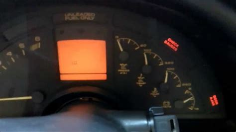 C4 CORVETTE DIAGNOSTIC CODES HOW TO - DIGITAL DASH AND
