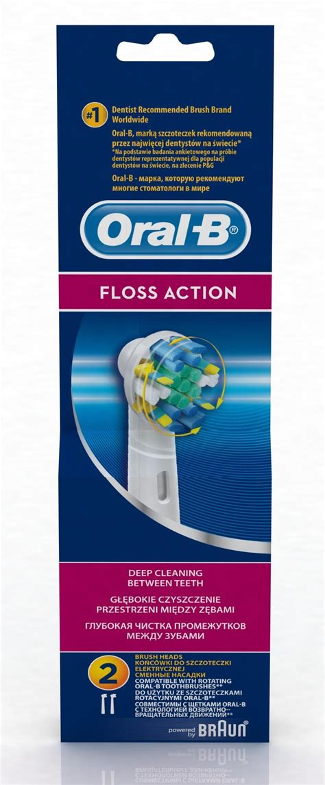Oral-B Floss Action EB 25 2ks | ExaSoft