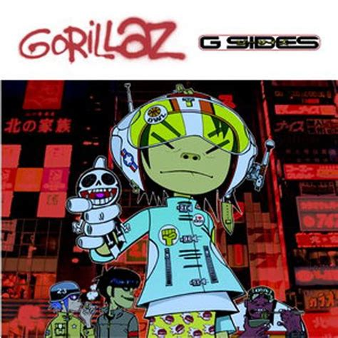 Gorillaz: G-Sides - Music Streaming - Listen on Deezer