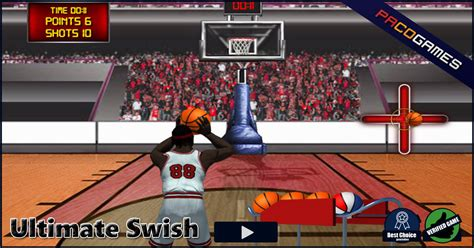 Ultimate Swish | Play the Game for Free on PacoGames