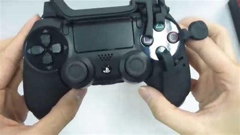 HOW TO USE THE AVENGER CONTROLLER REFLEX FOR PS4 DUALSHOCK