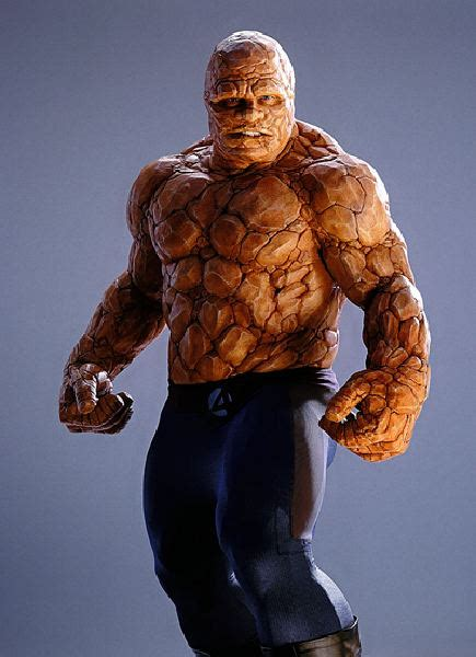 The Thing (Story series)   Fantastic Four Movies Wiki
