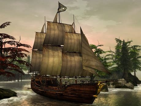 Second Life Marketplace - Neptune's Revenge Pirate Fantasy