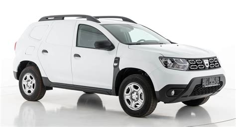 Dacia Duster Fiskal Is A Go-Anywhere Light Commercial