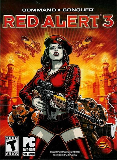 Command & Conquer: Red Alert 3 — StrategyWiki, the video