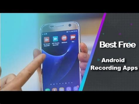 Best 4 Free Android Screen Recording Apps - YouTube