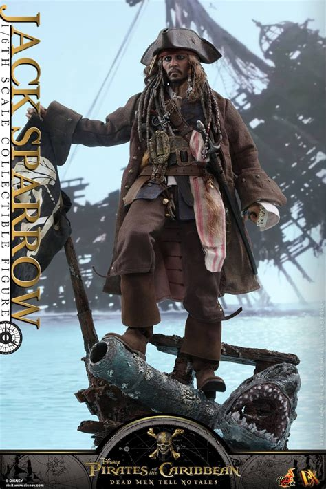 Hot Toys - DX15 - Pirates Of The Caribbean: Dead Men Tell