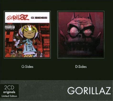 G-Sides/D-Sides - Gorillaz | Songs, Reviews, Credits