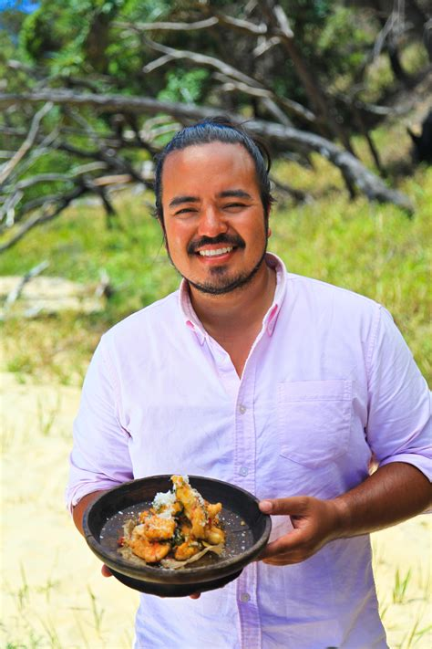 Celebrity chef Adam Liaw looks back on early life in