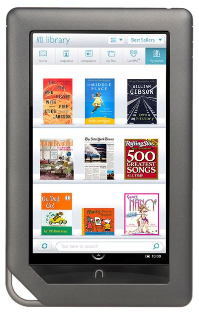 Nook Color Review - Honeycomb ROM Tutorial and Rooted Nook