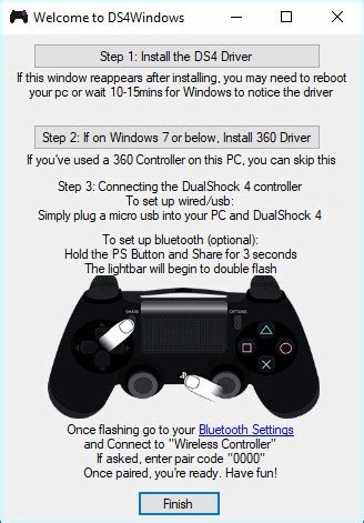 How to Use a PS4 DualShock 4 Controller on a PC   PCMag