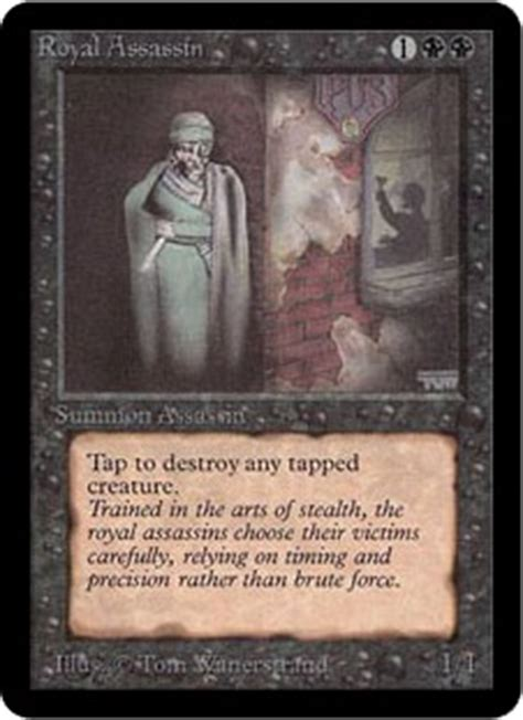 Magic The Gathering Old school: Format 93/94 in Toronto
