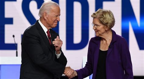 Here's Why Elizabeth Warren Should Endorse Joe Biden