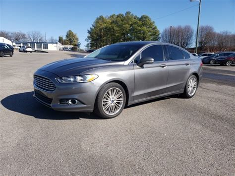 Used 2014 Ford Fusion for Sale | U