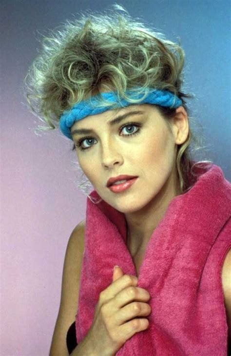 16 Photos of Sharon Stone from the '80s | KLYKER