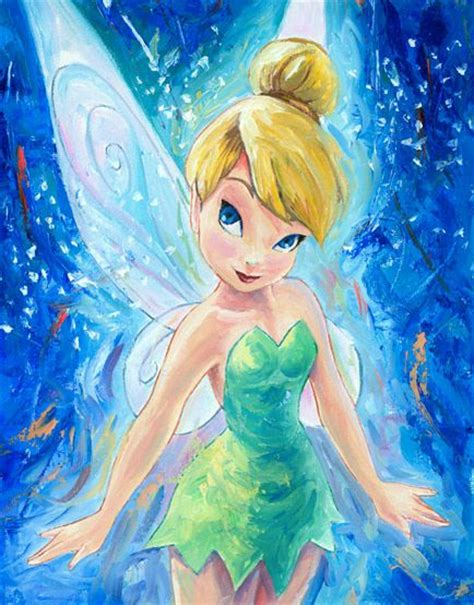 Artworks, Tinkerbell and Le'veon bell on Pinterest