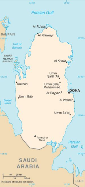 List of cities in Qatar - Wikipedia