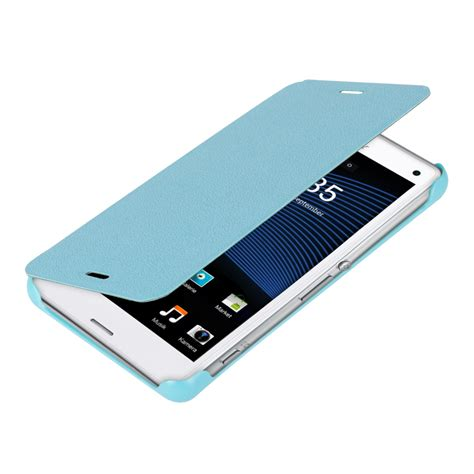 FLIP COVER FOR SONY XPERIA Z3 COMPACT CASE SLIM BACK SHELL