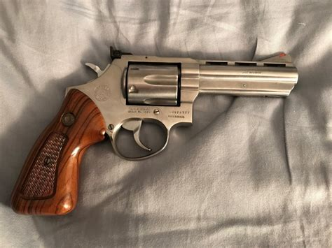 What Is The Value Of My 1994 Taurus 357 Magnum, Model 2