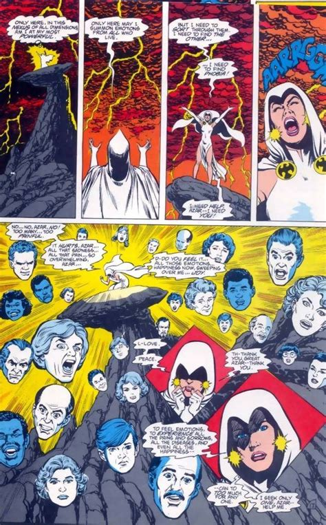Trigon and Raven VS Galactus and Silver Surfer - Battles