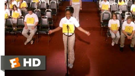 Akeelah and the Bee (7/9) Movie CLIP - Argillaceous (2006