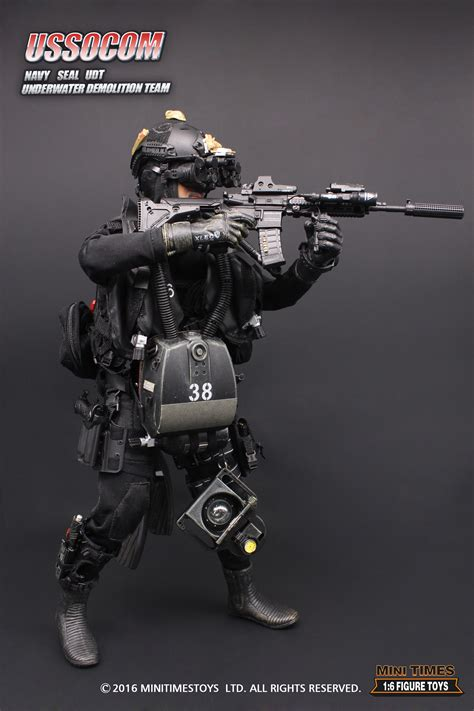 Product Announcement Mini Times US Navy SEAL USSOCOM UDT