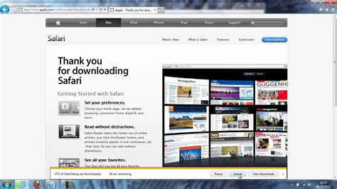 SV HowTo: How to download Safari 5