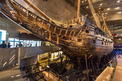 Vasa Museum – Top Sights of Stockholm, Sweden - Wide Angle