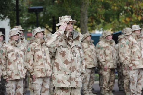 The last Hungarian military unit returned from Afghanistan