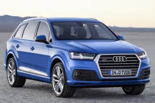 Audi Q7 40 TFSI to launch on September 4, 2017 - Autocar India