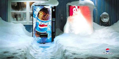 Battle of the brands: Pepsi vs Coke Advertisements - Hongkiat