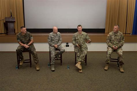 USSOCOM Holds Enlisted All Call