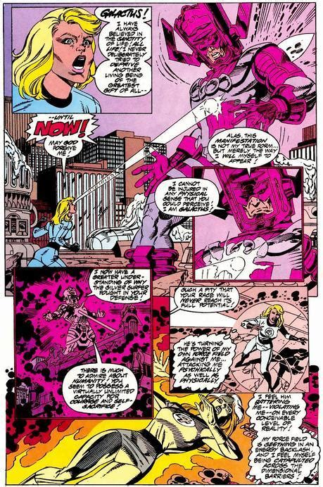 Fantastic Four: Invisible Woman's Force Field - Invisible