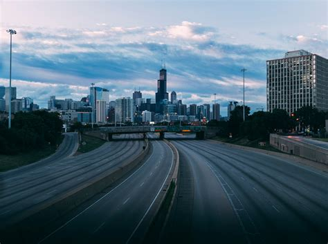 Photographer Michael Salisbury Visualizes Chicago As an