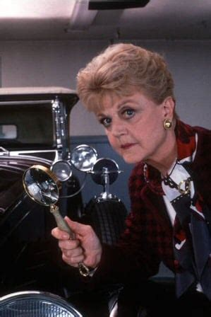 Jessica Fletcher | Female Detectives on TV and in Books