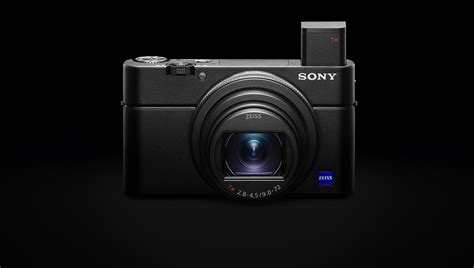 Sony Announces RX100 VII Pocket Camera With Pro-Level