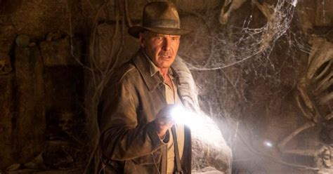 Harrison Ford Says 'Nobody' Will Replace Him as Indiana