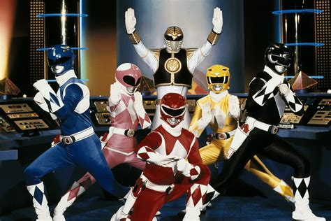 Power Rangers Movie Title, Script, Characters Get Updated