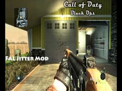 Modded Controllers Jitter Mod Rapid FIre Black Ops Xbox